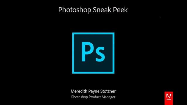 Photoshop CCの新機能「Select Subject」。AIを駆使して被写体の切り抜きが楽チンに!