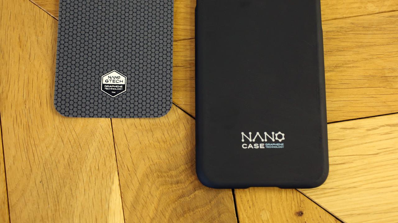 残り1日!新素材グラフェンを使って放熱を助けるiPhone専用ケース「NanoCase」