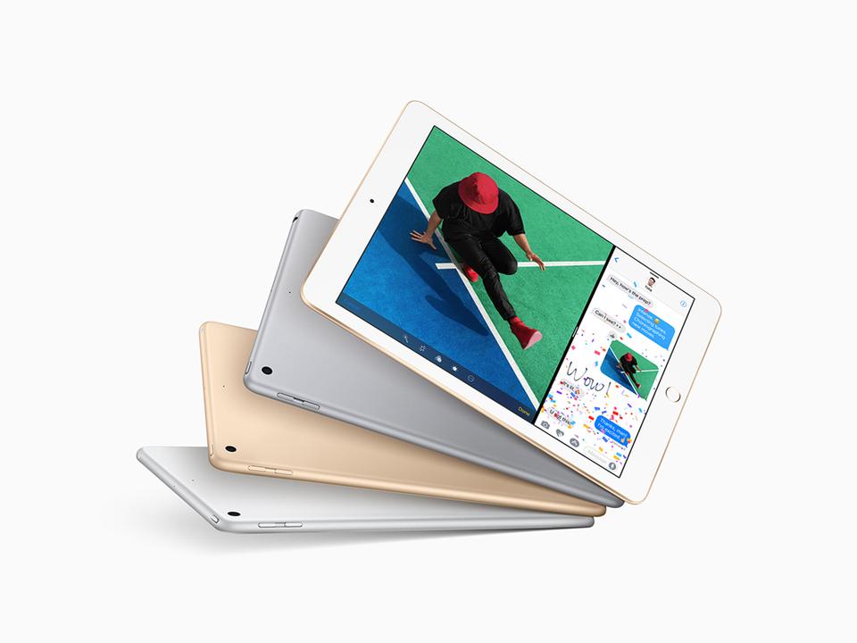 無印「iPad」の新型が2018年に登場するかも。価格はさらに1万円安く?