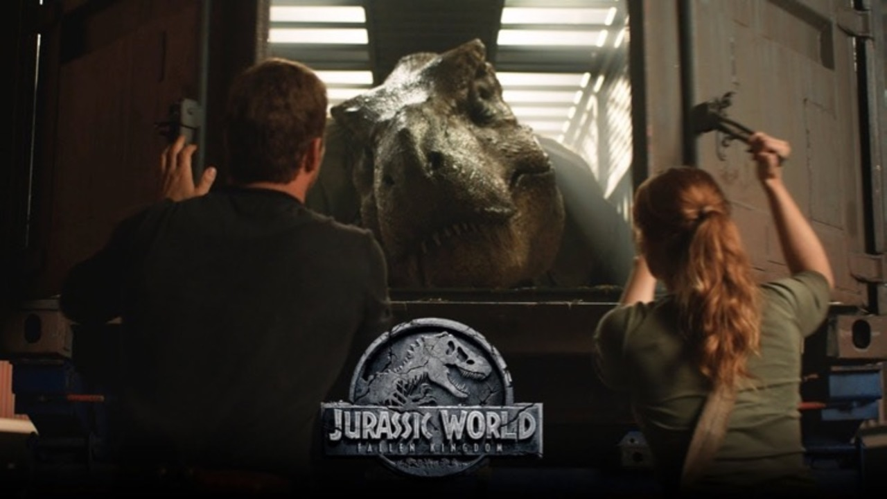 Tレックスがお目見え。『ジュラシック・ワールド』最新作のティーザー映像が公開