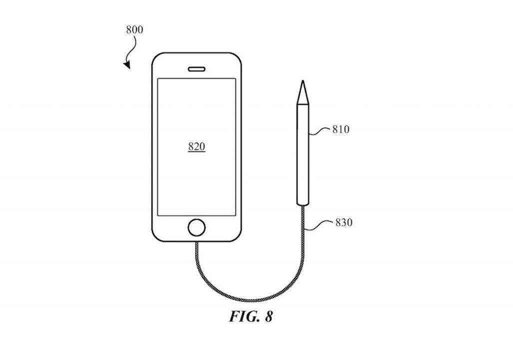 iPhone用Apple Pencilらしき特許がまたも出現。これはもしや…