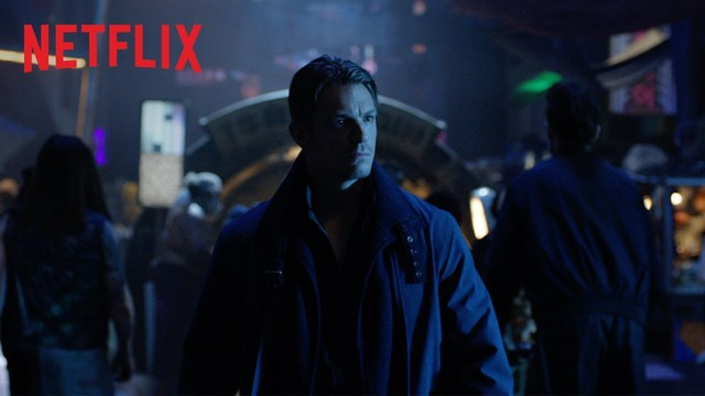 SF小説が最新技術で映像化。Netflixオリジナル『オルタード・カーボン』トレイラー