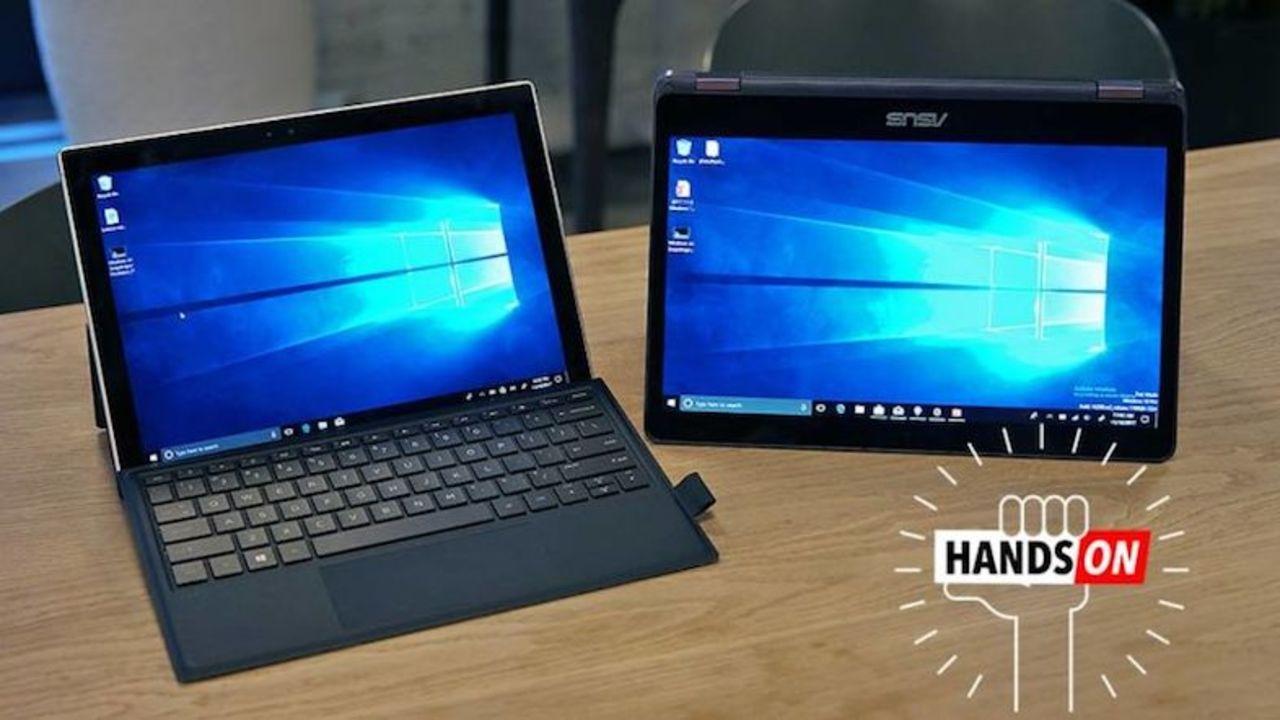 ASUS「NovaGo」、HP「Envy x2」ハンズオン:スマートフォンのチップでWindows PCが動く! バッテリーライフは3倍にも