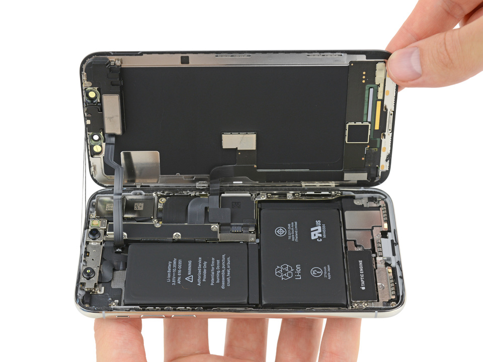 駆動時間向上? 2018年の新型iPhoneではバッテリー容量が増えるかも