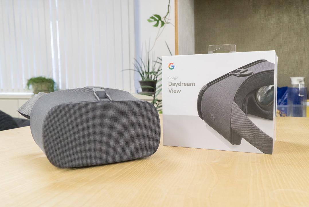 GoogleのVRゴーグル「Daydream View」が届いた! アンボックスします!