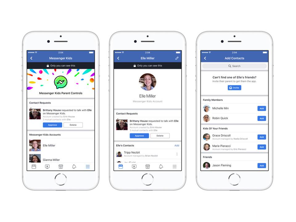Facebookが新しい子ども用メッセンジャーアプリを発表。でも、信頼していいの?