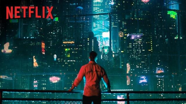 2384年、地球一の大富豪が殺され、蘇り、語る。Netflix発SFサイバーパンク作品『オルタード・カーボン』最新トレイラー