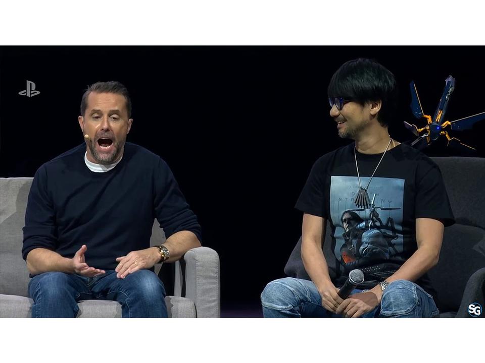 小島秀夫監督が「PSX 2017」で『デス・ストランディング』のゲーム内容や制作秘話についてアレコレ語る
