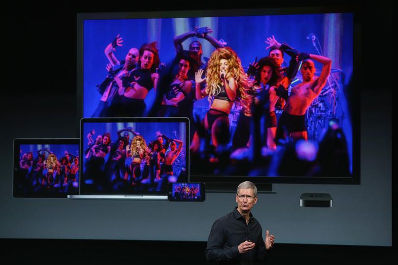 Apple、音楽ダウンロード販売の終了報道を否定