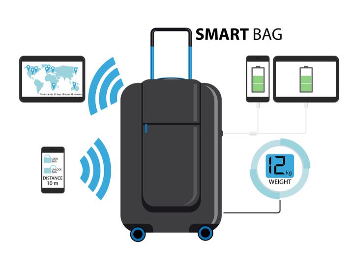 アメリカの航空会社、スマートスーツケースの持ち込み禁止へ