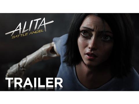 ついに公開されたハリウッド映画版『銃夢』予告編。なぜ主人公の目は巨大なのか!?