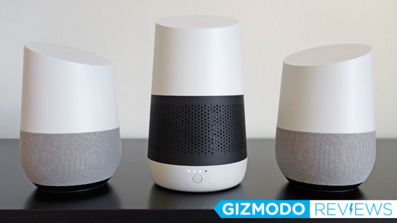 Google Home用バッテリーアクセサリーLoftレビュー:Bluetoothスピーカーとしても超便利になる