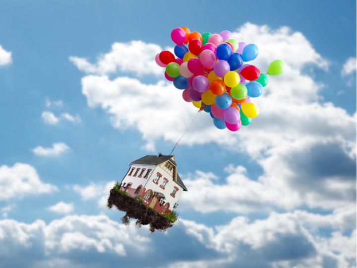 AIに感情を教えるために、映画『カールじいさんの空飛ぶ家』を使う
