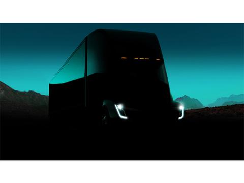 Teslaセミトラック、各企業を抜いてペプシが100台予約