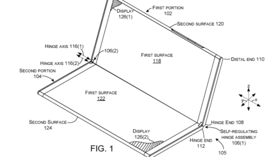 幻の「Courier」再来か? Microsoftが折りたたみ式デュアルスクリーンデバイスを開発中かも