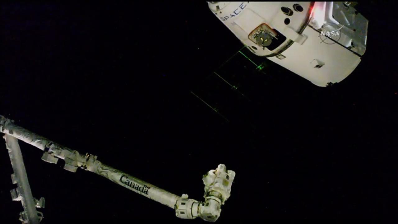SpaceX、別々のミッションで1度使ったロケットと宇宙船を打ち上げ。国際宇宙ステーションにも無事到着です
