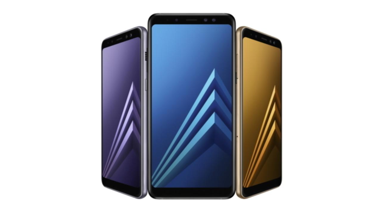 新たなスタンダード。ホームボタンナシの「Galaxy A8/A8+(2018)」登場