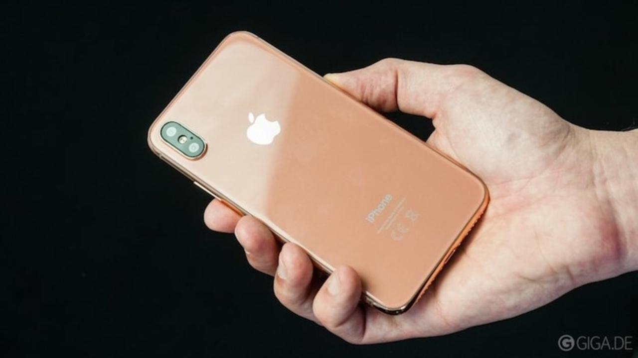 なんと! iPhone Xにブラッシュゴールドカラーが来年追加されるかも