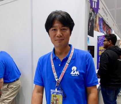マレーシアで開催された「コミックフェスタ 2017」にて、OLM ASIAの北嶋秀彦さんにインタビュー:「マレーシアで独立したアニメを作れる会社にしたい」