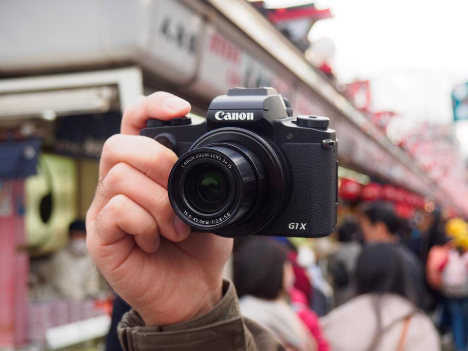 キヤノン PowerShot G1 X Mark IIIレビュー:もうデジタル一眼は不要になるかもしれない