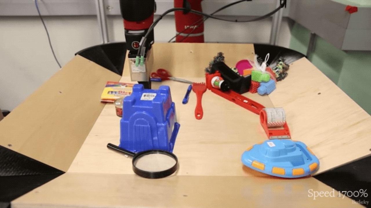 赤ちゃんみたいにゼロから学習できるAIロボット、誕生