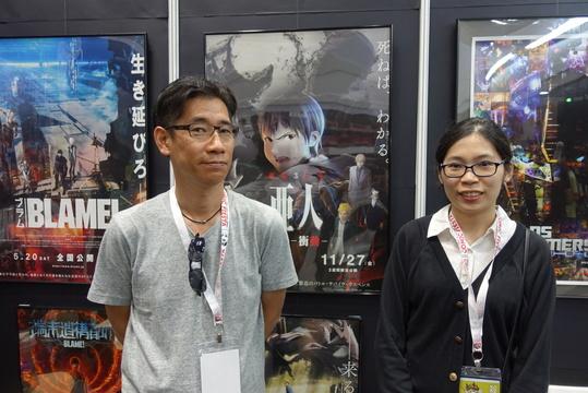 マレーシアで開催された「コミックフェスタ 2017」。ポリゴン・ピクチュアズの安宅洋一さんにインタビュー:「欧米と日本の両方のスタイルができるスタジオを目指す」