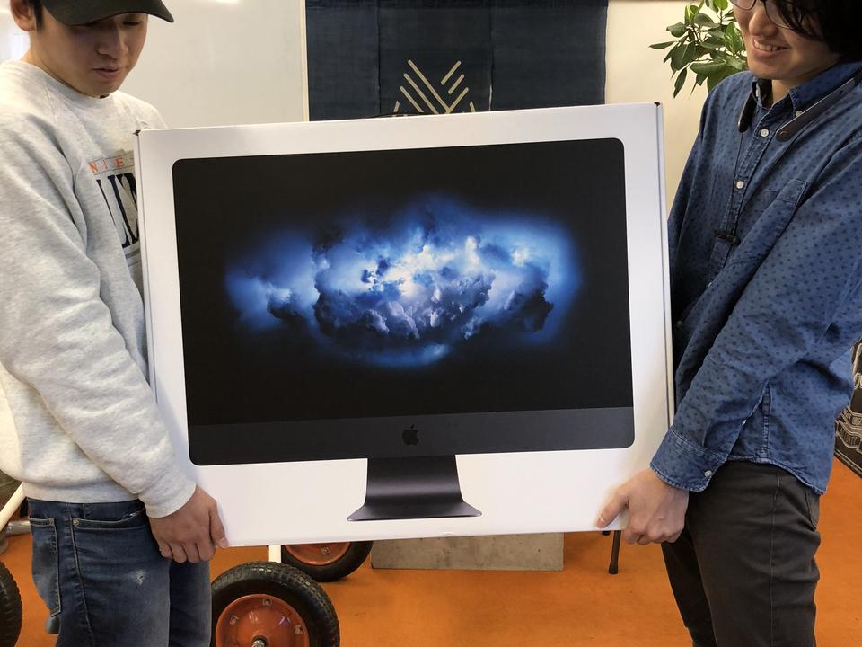 iMac Pro買いました【ハンズオン記事まとめ】