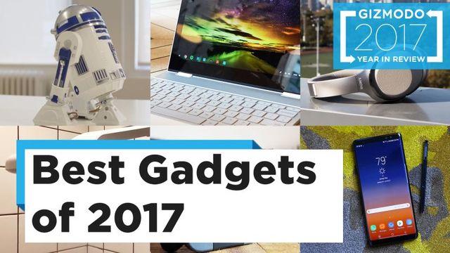 米Gizmodoが選ぶ、2017年のベストガジェット20選