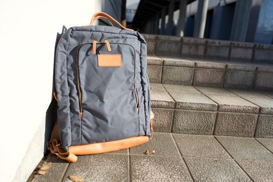服装に合わせてバッグも着替えよう。スーツやシャツに似合うバッグ「Modern Day Briefcase」