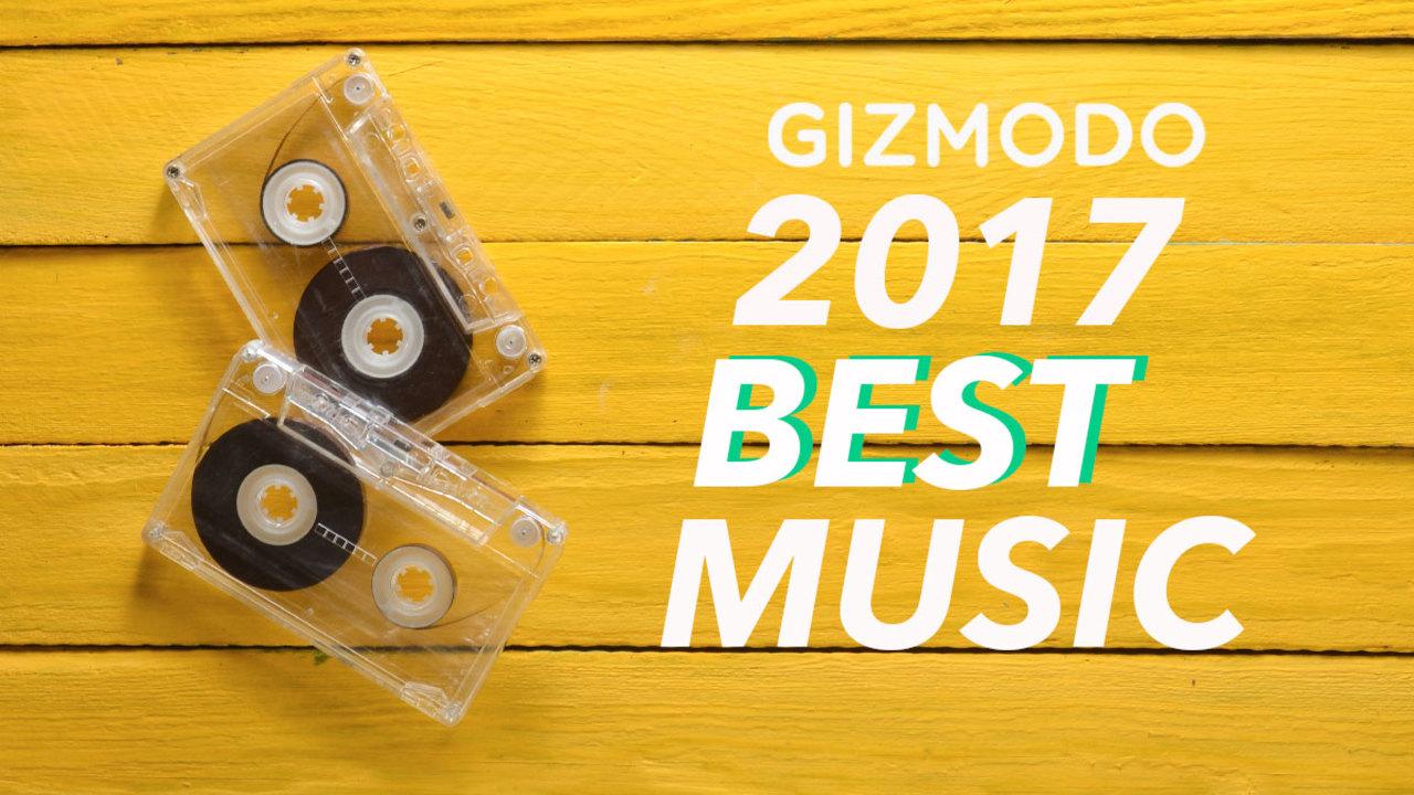 ギズモード・ジャパンの中の人が選ぶ「2017年ベスト音楽」
