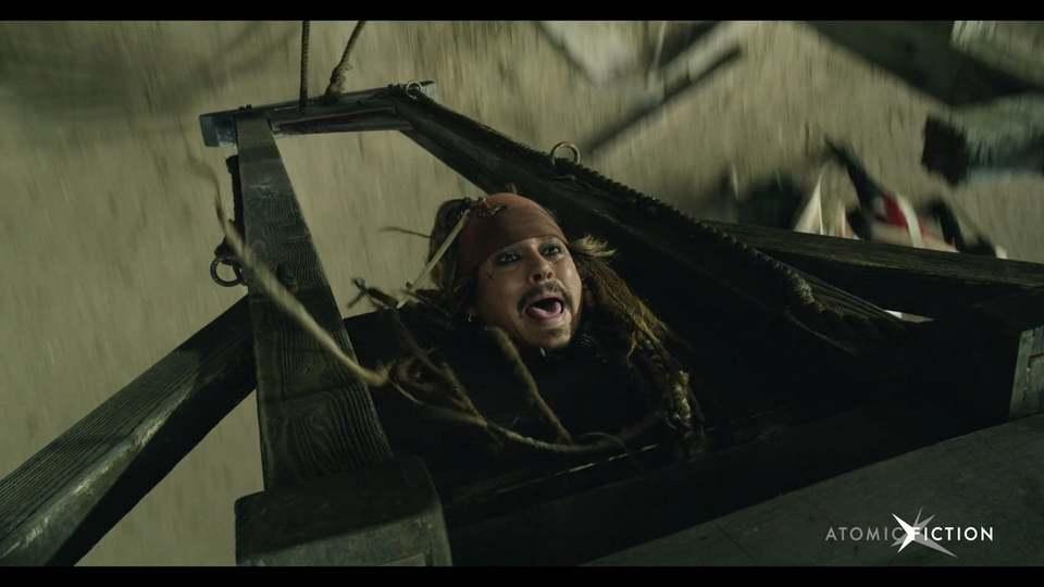 ギロチンシーンの秘密も! 『パイレーツ・オブ・カリビアン/最後の海賊』VFXの裏側