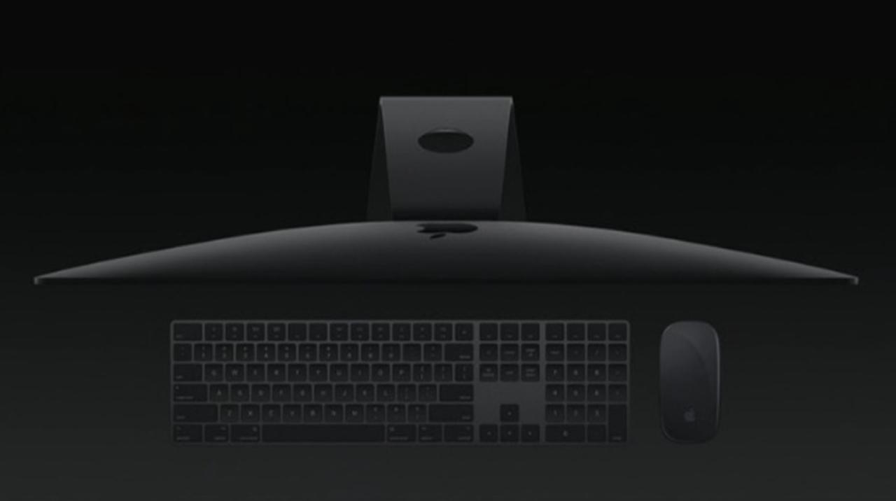 高っ! iMac Proの黒い周辺機器が2,499ドルでeBayに登場