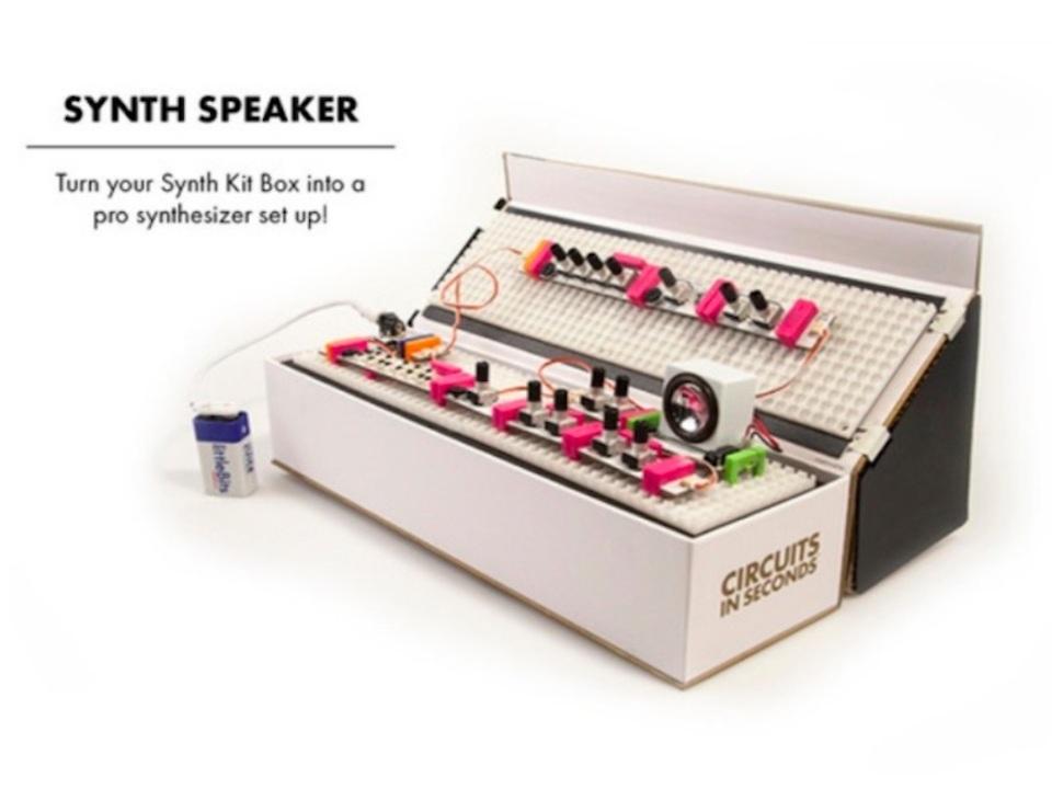 【本日のセール情報】AmazonでWinter Sale 2017が開催中! littleBits電子工作モジュールや吸水速乾バスマットがお買い得に