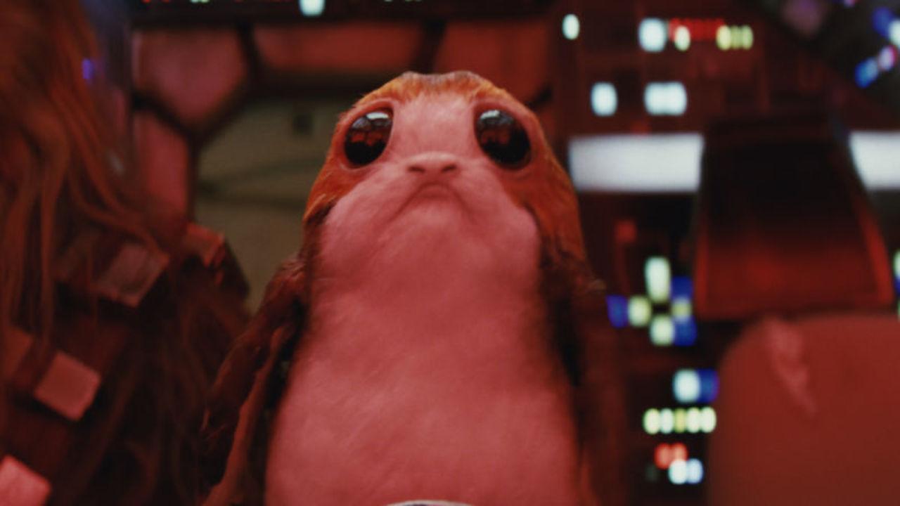 『最後のジェダイ』ポーグの声がウマそうな理由は、美味しい鳥たちの鳴き声を混ぜたからだった