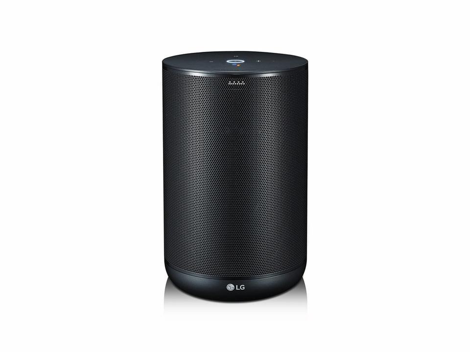 CESに向け、LGからGoogle アシスタント搭載のスマートスピーカー「ThinQ Speaker」が発表