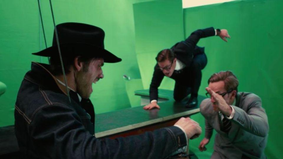 『キングスマン: ゴールデン・サークル』ラストバトルシーンの裏側映像