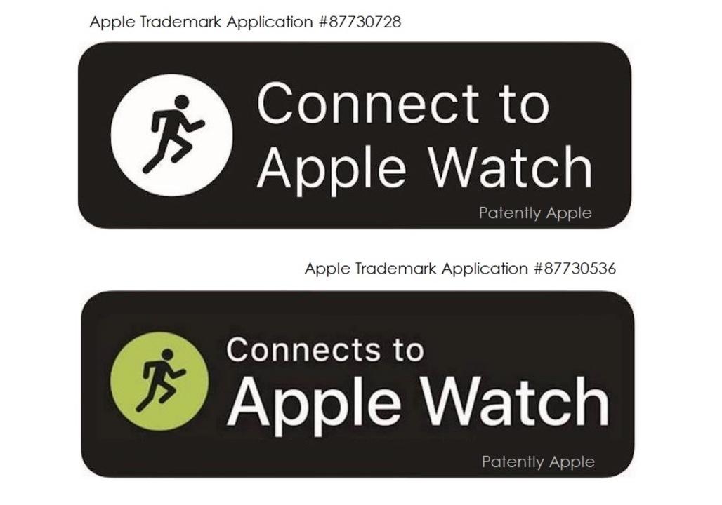 「Connect to Apple Watch」の商標とイラストをAppleが出願。将来的な機能拡張に?