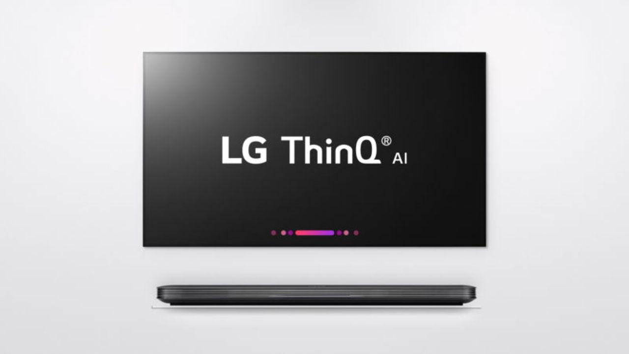 CES 2018で披露されるLGの新型OLEDテレビは「プロセッサ」が焦点に