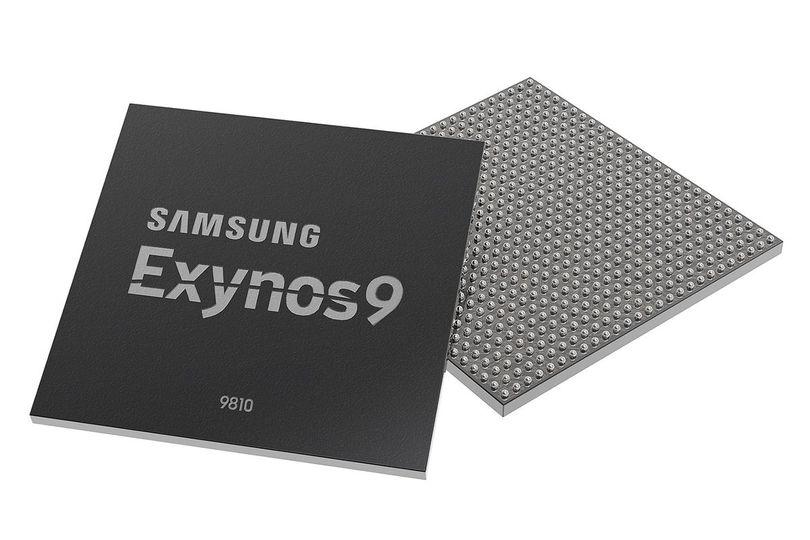 Samsung最新スマホプロセッサ「Exynos 9810」はAIと顔検出を強化