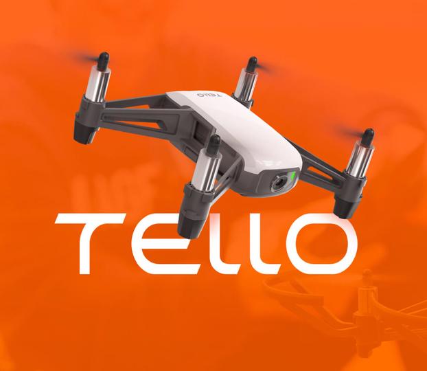 セルフィードローンの本命か。200g以下で1万円台の「Tello」