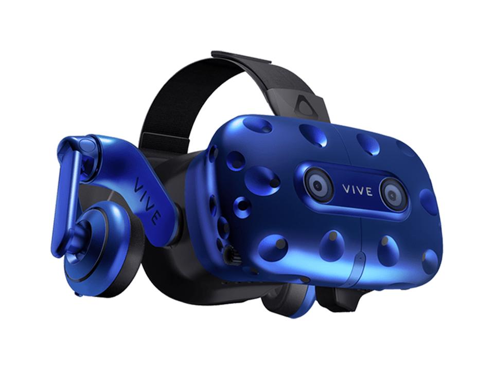 HTC、解像度が78%アップしたVRヘッドセット「VIVE Pro」発表。ヘッドホンも標準搭載