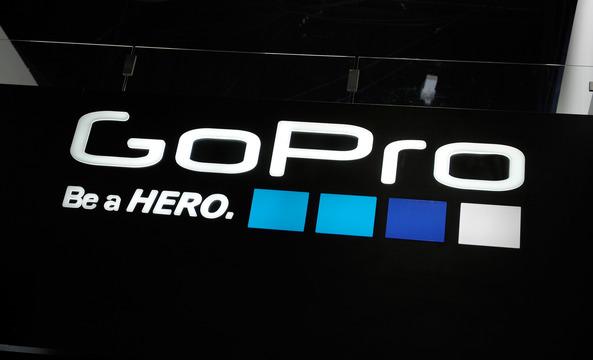 ドローン撤退のGoPro、数百人をリストラへ