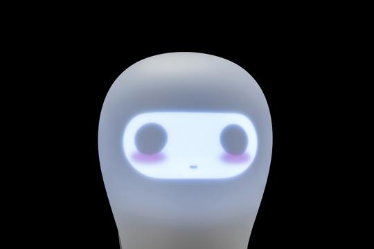 電球じゃないよロボットだよ。ホンダ流ヘルパードロイド颯爽登場