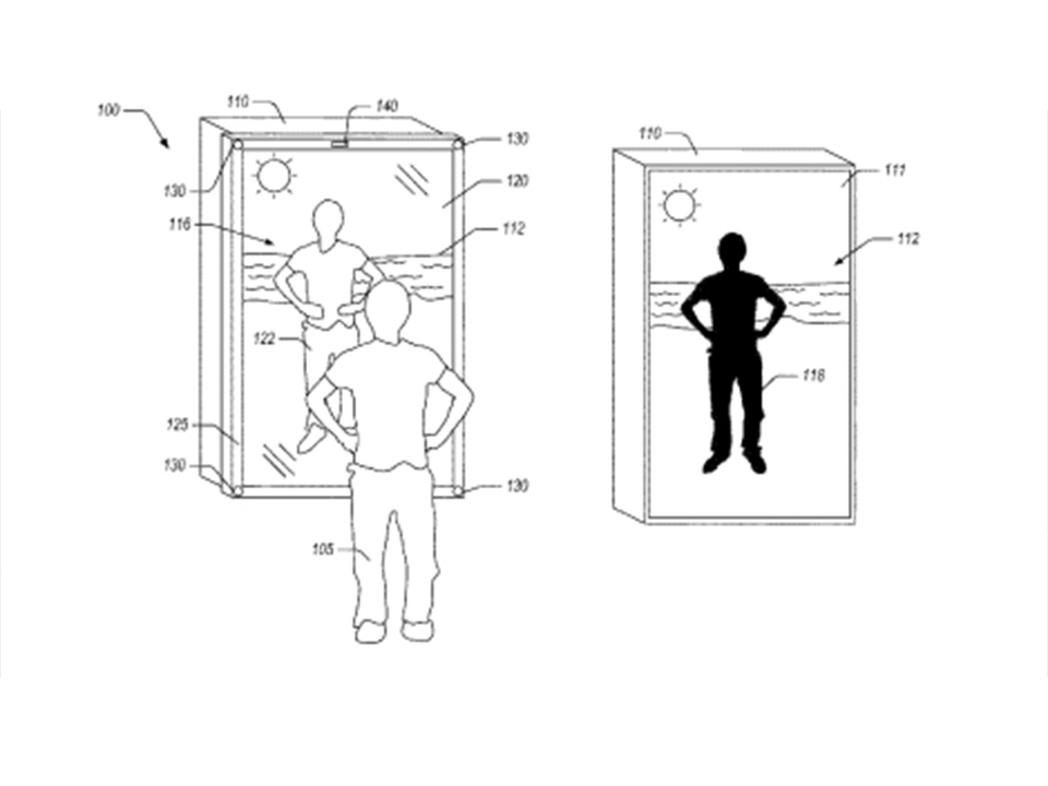 Amazonが複合現実を映し出す「魔法の鏡」の特許を申請。服だけでなく場所まで着せ替え可能に?