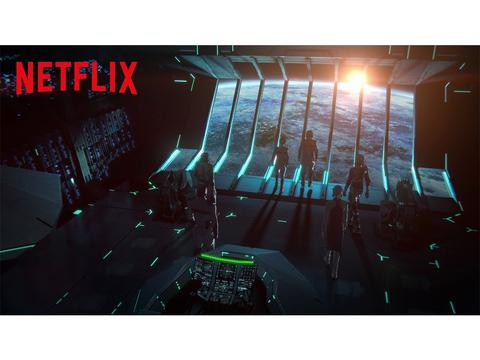 劇場版アニメ『GODZILLA 怪獣惑星』、1月17日よりNetflixで世界同時配信スタート