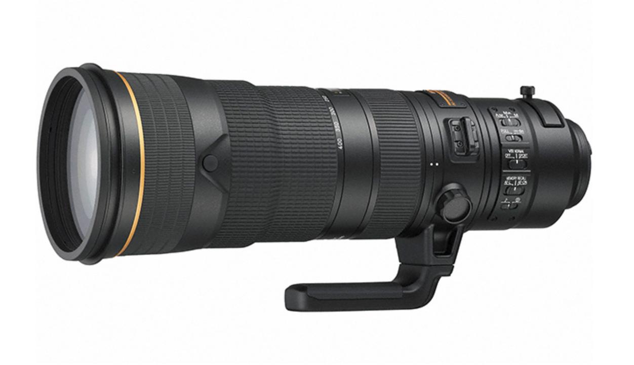 Nikon初、1.4倍テレコン内蔵の超望遠ズーム「AF-S NIKKOR 180-400mm f/4E TC1.4 FL ED VR」が3月に発売