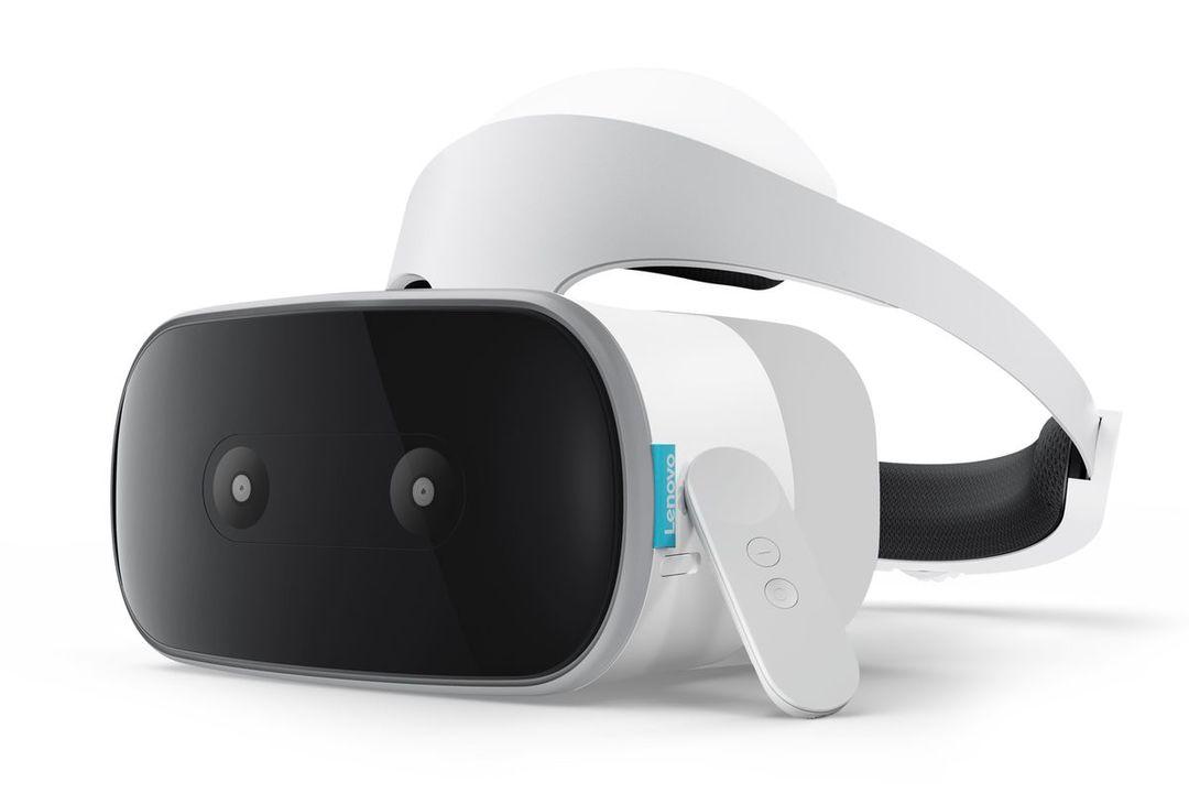 GoogleとLenovo、スタンドアロンVRヘッドセット「Milage Solo」発表
