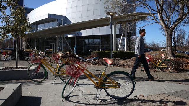 悲報:Googleキャンパス内の社用自転車の借りパクが止まりません! GoogleもGPSをつけてトラッキングを決意