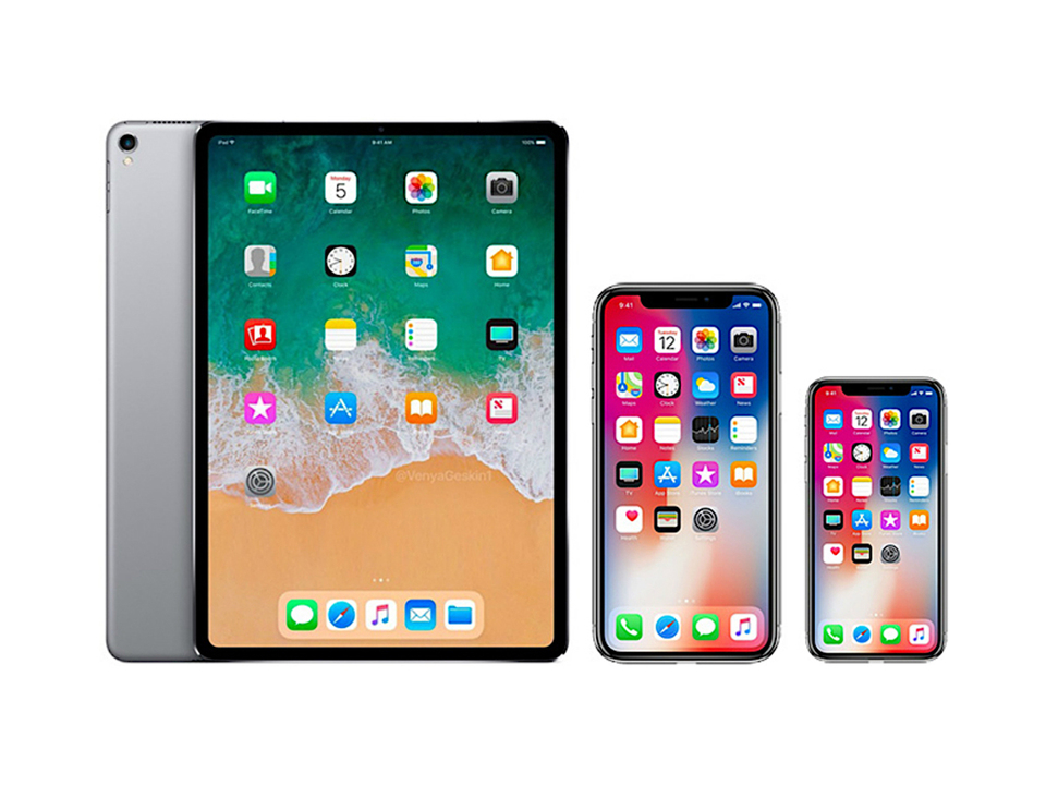 LGがFace IDパーツの生産に参加か。やはり今年は、新型iPhone X/X Plusや新型iPad Proが登場?