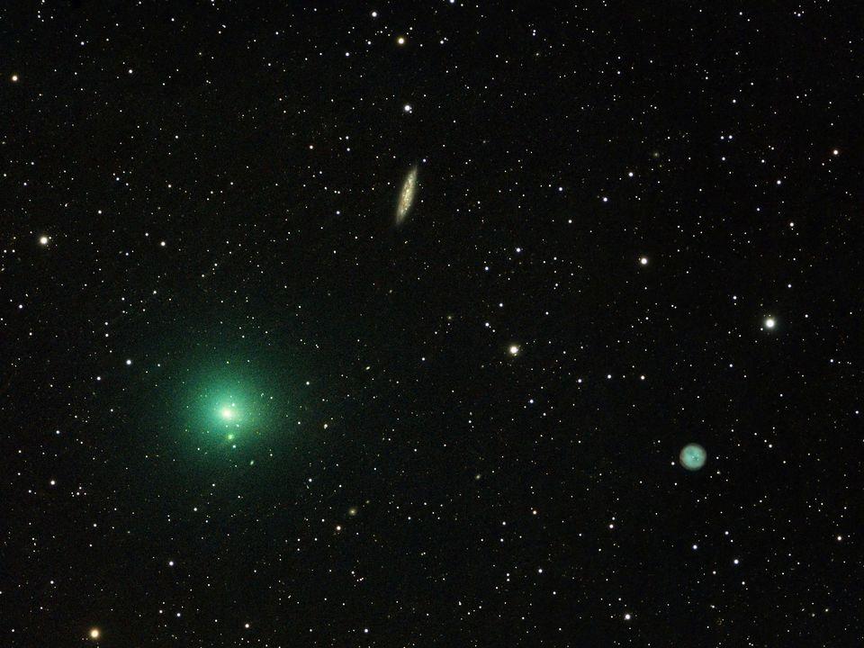 発見に一世紀。魔球みたいな彗星の謎がついに解明されそう